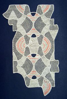 embroidery - needle lace