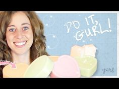 ▶ Make Your Own Soap - Do It, Gurl - YouTube  (very simple)