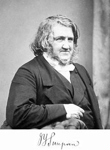 Sir James Young Simpson, 1st Baronet (7 June 1811 – 6 May 1870) was a Scottish and an important figure in the history of medicine. Simpson discovered the anaesthetic properties of chloroform and successfully introduced it for general medical use.
