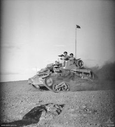 Vickers light tanks of the Cavalry regt of the 9th Australia Division Aleppo Syria, November 1941 #worldwar2 #tanks