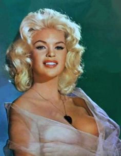Jane Mansfield 1933-1967 (Age 34)