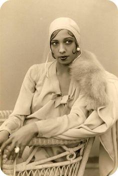 Josephine Baker! #werk