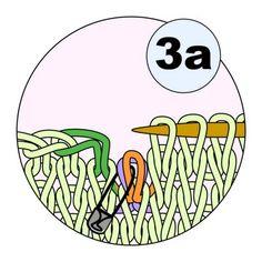 Bind off for circular knitting