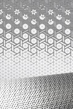 Etienne Bardelli - cool tessellation