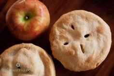 Individual Apple Pot Pies