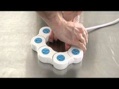The Pivot Power Flexible Power Strip by Quirky