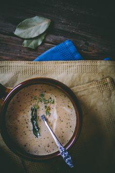 GAPS Friendly Recipe Roasted Garlic and Marrow Bone Soup