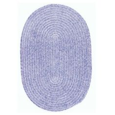 Colonial Mills S901 Spring Meadow Amethyst Rug Rug Size: Oval 3' x 5' by Colonial Mills. $99.00. Reversible. Stain Resistant. 100 Chenille. Fade Resistant. Spring Meadow Amethyst The Spring Meadow Amethyst Rug is a beautiful adornment for your home. Crafted in braided style, this rug is very useful, be it for indoors or outdoors. Add vibrancy to your kids' bedroom with this lovely rug from the Spring Collection and style your home differently. The rug is reversible ...