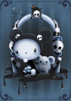 Create a Cute and Scary Children's Illustration in Photoshop - Tuts+ Design & Illustration Tutorial