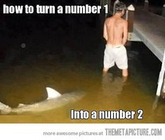 Turn a number one into a number two…