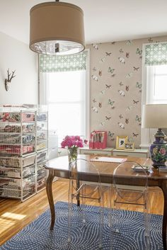 Caitlin Wilson Design's office
