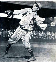 Charlie Chaplin in a charity baseball game for the Red Cross - March 1917