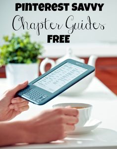 Pinterest Savvy Chapter Guides FREE