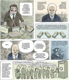 Folha de S.Paulo - Poder - O incrível mensalão - 19/08/2012