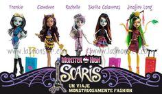 Scaris, la ciudad de los miedos. Colección 2013