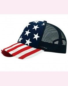 USA Ball Cap! Stars and Stripes! Adjustable back. 12.99