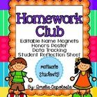 Looking for ways to motivate your students to get their homework done? Want to reward those who continually do? Here's a great product to use! Simp...
