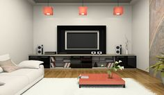 home entertainment theater rooms | Building the Perfect Home Theatre Room