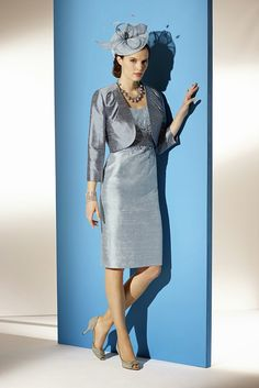 90354 – Ocean Blue (Condici) - Mother of the Bride - Compton House Of Fashion