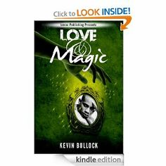 Love & Magic (Love & Logic) by Kevin Bullock.  Cover image from amazon.com.  Click the cover image to check out or request the Douglass Branch Urban Fiction kindle.
