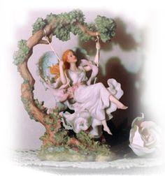 one of my pretty Seraphim Angels ♥