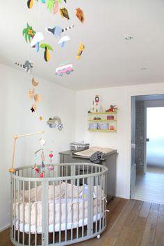 Dormitorios infantiles on pinterest kid rooms kid for Habitaciones infantiles unisex