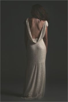 Wedding Gowns To Fit Your Body Type from Sarah Seven #weddingchicks http://www.weddingchicks.com/gowns-to-fit-your-shape/