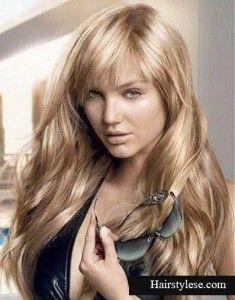 hair color trends on pinterest light blonde hair long