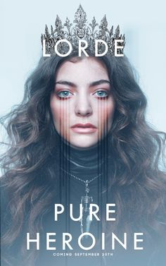 """Best New Bands Reviews -Lorde - Pure Heroine-As most 16 year olds have been returning to school over the past few weeks, Ella Yelich-O'Connor, better known as Lorde, has been preparing for the launch of her highly anticipated debut album """"Pure Heroine""""."""