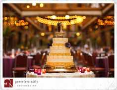like the cake... also think that the chairs look alright with the linens