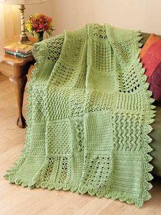 Annie's - 101 Crochet Stitch Patterns & Edgings