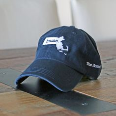 Massachusetts Home Hat