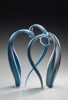 Greg Fidler, glass art. @Deidra Brocké Wallace