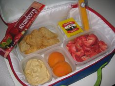 The Full Plate Blog: Last camp lunchbox of the week