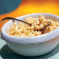 Two-Step Macaroni and Cheese | MyRecipes.com