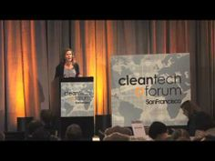 Lynelle Cameron's keynote at the Cleantech Forum San Francisco about the design-led revolution. Learn about how designers around the world are rising to the challenge of creating future-oriented solutions.
