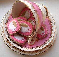 Alice in Wonderland's Tea Party Inspiration