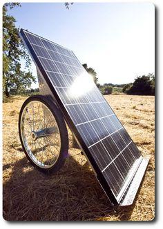 Solman portable solar generator