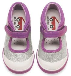 Love See Kai Run shoes for kid: Lots of cute styles that still have sneaker quality soles for running and playing.