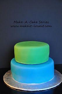 cake tutori, cake two tier, diy two tier cake, tiered cakes, diy fondant cake, bake, diy tiered cake, parti idea, diy tier cake