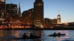 Family Kayaking Trip in San Francisco