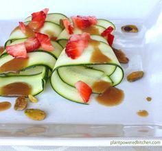 """Magical"" Oil-Free Vegan Salad Dressing!  (gluten-free)"