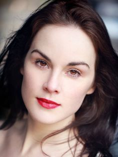 Michelle Dockery (Downton Abbey), 2014 Primetime Emmy Nominee for Outstanding Lead Actress in a Drama Series