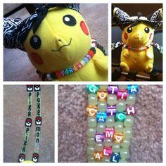 My Homemade Pikachu Backpack Pt1 by MissRainbowSprinkles - Kandi Photos on Kandi Patterns