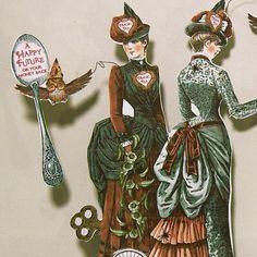 steampunk art, paper dolls, paper crafting, halloween steampunk, steam punk, collag, steampunk halloween, steampunk printabl