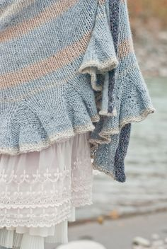 Ravelry: Beach House pattern by Megan Peters