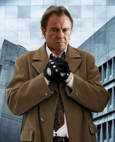 Harvey Keitel as Gene Hunt