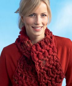 Changing Textures Scarf