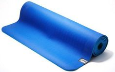 Have health and fitness goals? prAna E.C.O. mat is a good place to start for pilates and yoga.