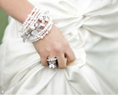 More beautiful Silpada jewelry for the bride.